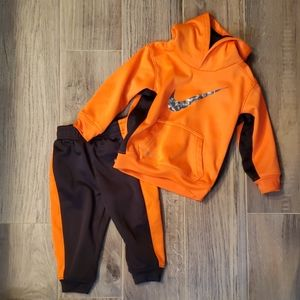 Nike therma-fit set